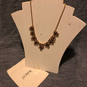 J Crew necklace NWT GOLD